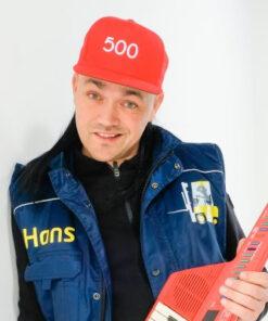 Zanger Hans