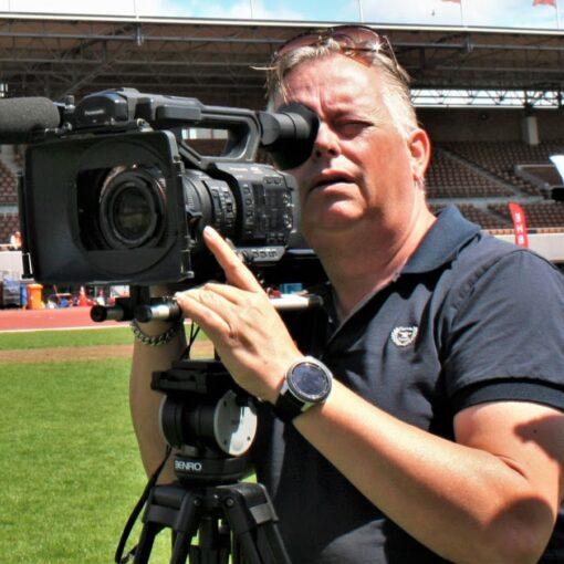 Ron de cameraman